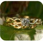 Women's Wedding Rings and Bands