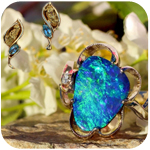 Gemstone Jewelry by Alaskan Gold Rush Fine Jewelry